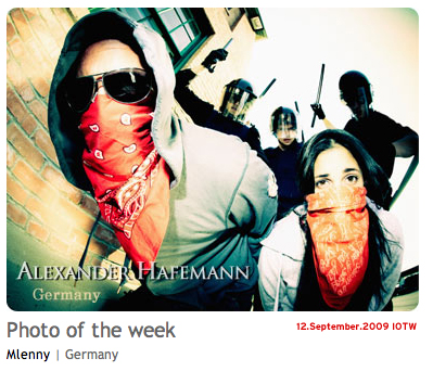 iStockphoto Photo of the Week 12.09.2009