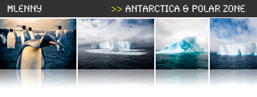 Antartica Peninsula Photo Collection