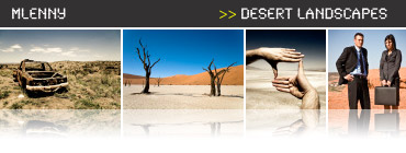 Desert Landscapes Photo Collection