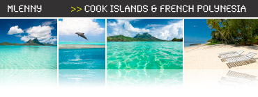 Cook Islands & French Polynesia Photo Collection