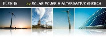 Alternative Energy Photo Collection