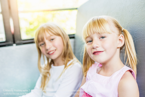 Back to School, Girls on the School bus