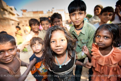 Children of New Dehli