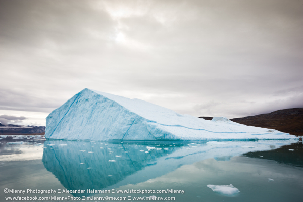 Arctic Iceberg, Ilulisaat, Greenland