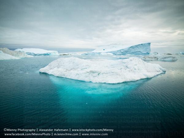 Arctic Iceberg, Greenland