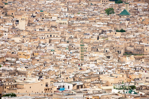 Fez Medina Fes, Morocco