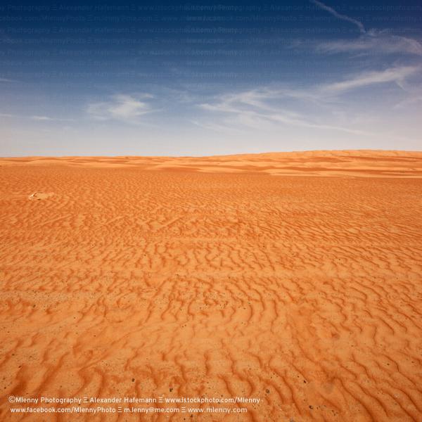Sea of Sand, Ramlat al-Wahiba Desert, Oman