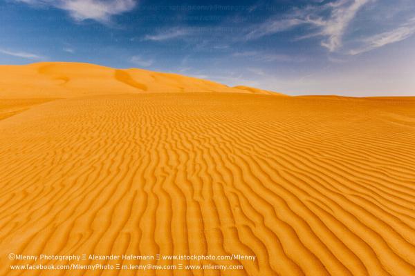 Desert Dunes Sahara