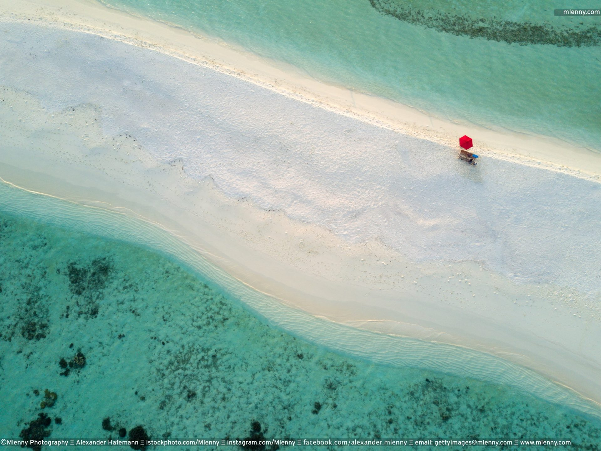 Red Umbrella Maldives South Ari Atoll