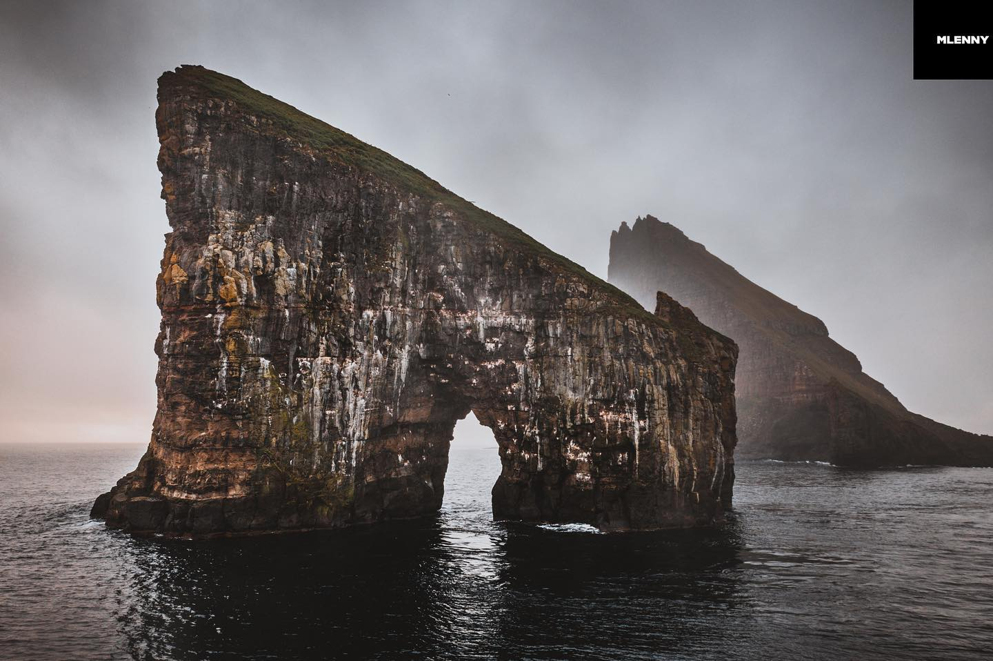Drangarnir Rocks, Vagar Island, Faroe Islands