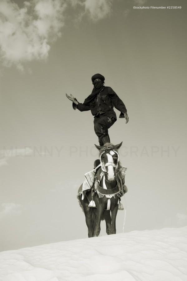 Berber Man Portrait, Sahara Desert