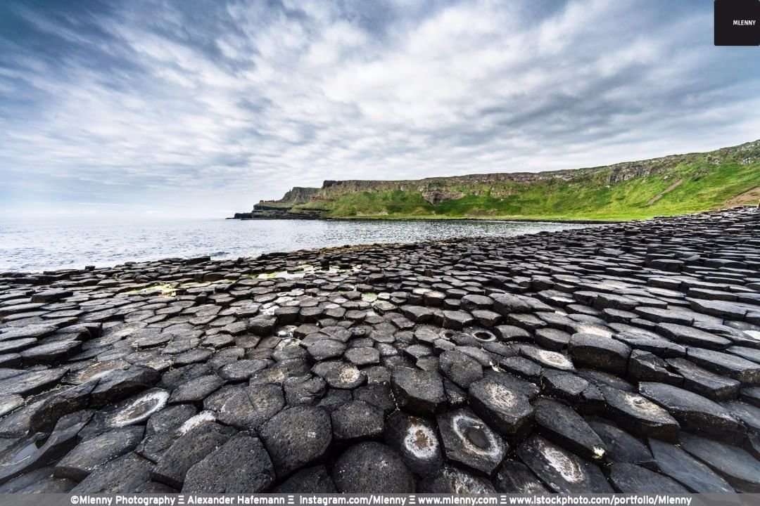 Beautiful Giants Causeway View, Northern Ireland