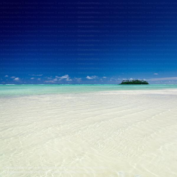 Cook Islands Beaches: Muri Beach, Rarotonga Island, Cook Islands